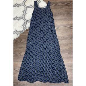 Flax Maxi Dress Size Petite (0-4)